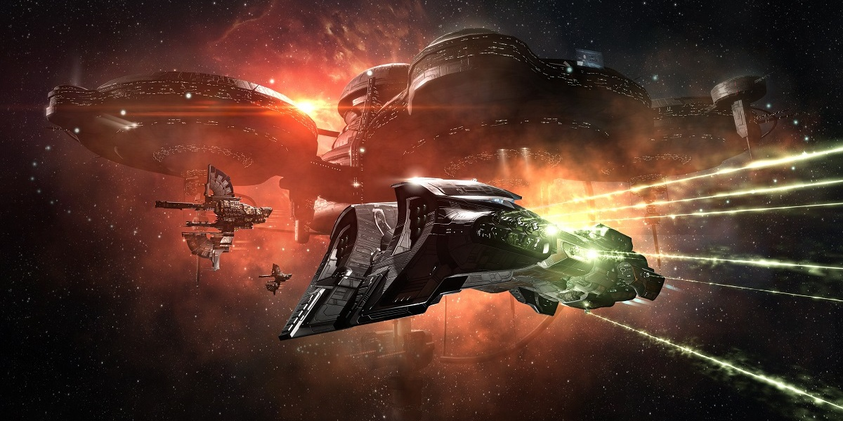 Eve Online's Bastions of War event.