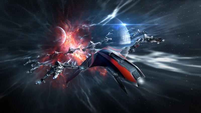 Hilmar Veigar Pétursson interview: Remembering 20 years of Eve Online eve Fleet Formations No Copy