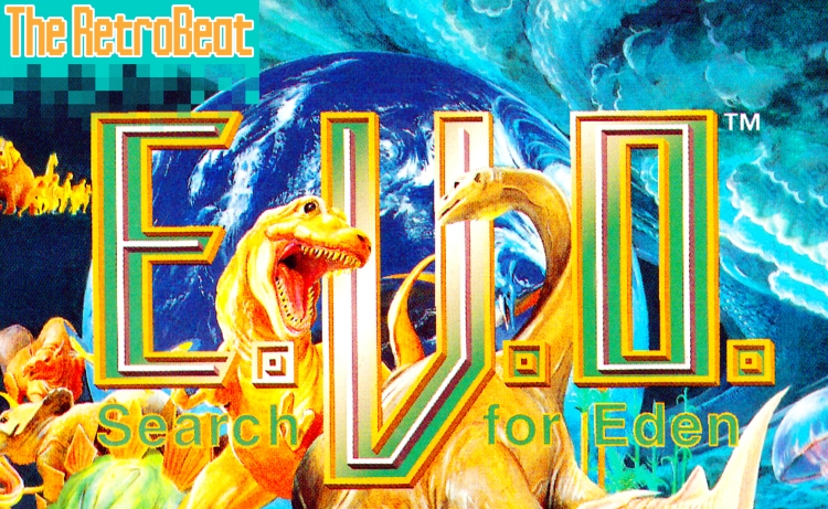E.V.O.: Search for Eden.