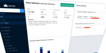 Sonar, which monitors companies' Salesforce tech stack for changes, raises $12M