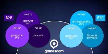 Gamescom announces online-only festival in August, reversing hybrid event plan
