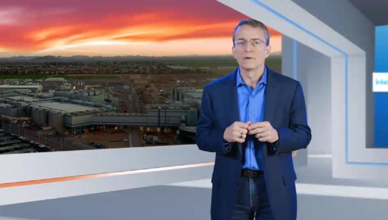 Pat Gelsinger is CEO of Intel