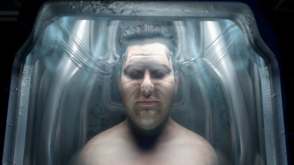 Rodney Ascher: Why A Glitch in the Matrix feels so real glitch 3
