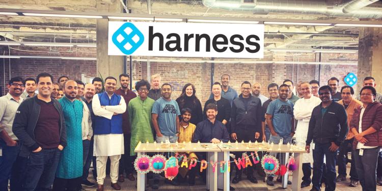 Harness team at Harness HQ