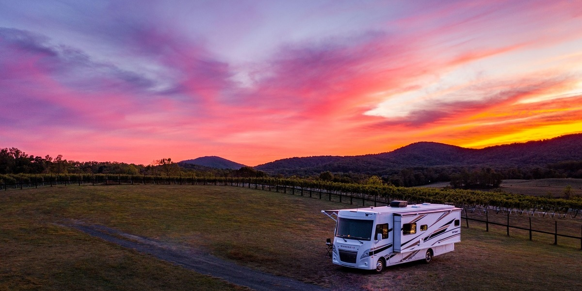 Harvest Hosts has 1,900 locations in North America where RV campers can stay.