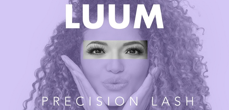 Luum's AI-based Lash Robot can delicately extend eyelashes for customers in beauty salons luum 3