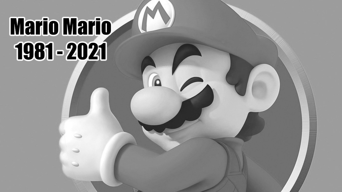 why is mario dead ? – why is mario dying on march 31? Read Full News