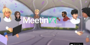 MeetinVR launches collaborative meetings app in Oculus Store