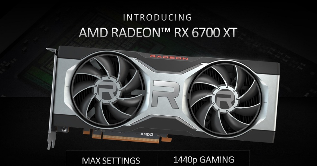 AMD launches Radeon RX 6700 XT graphics card — that hopefully we can buy radeon 2