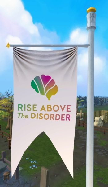 How suicidal thoughts led Jason Docton to save the lives of at-risk gamers rise 2 RAD Runescape Banner