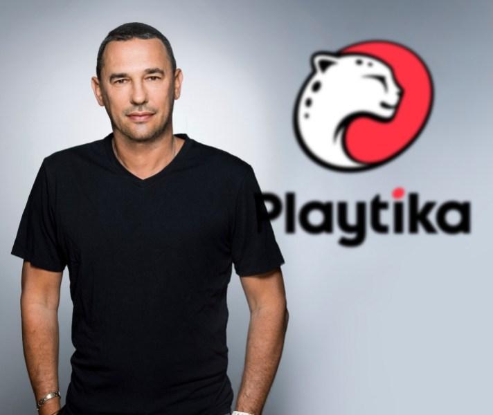 Robert Antokol is CEO of Playtika.