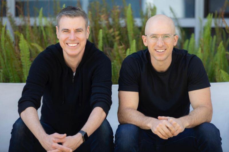 Smash Ventures' Eric Garland (left) and Evan Richter.