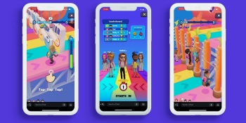 Gismart launches Crazy Run as latest of multiple games for Snapchat