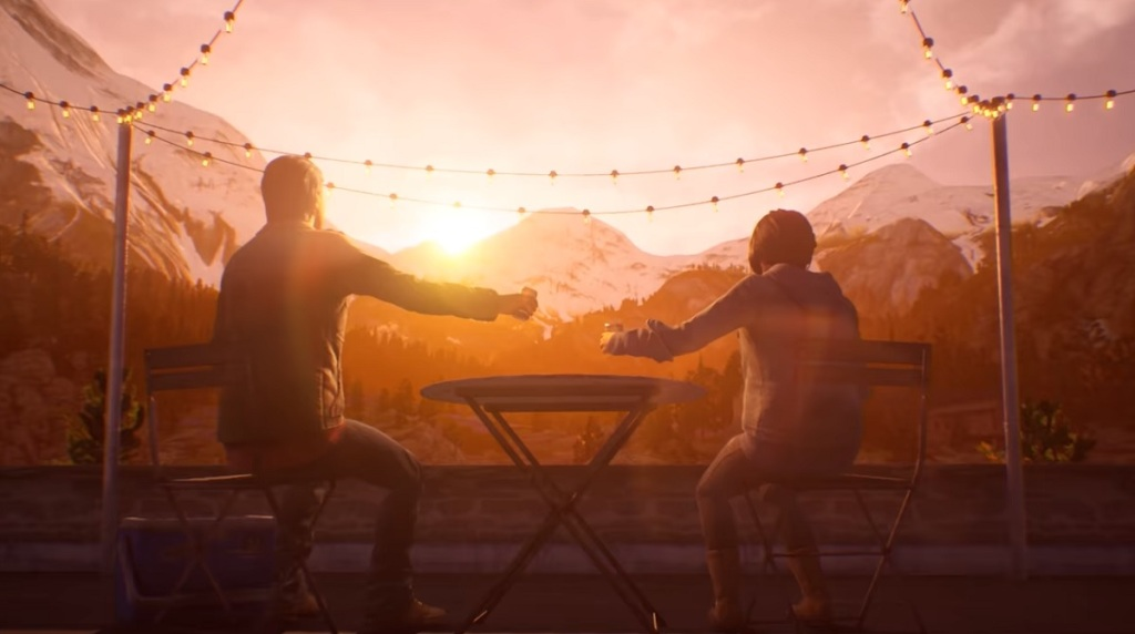 Life is Strange: True Colors has beautiful landscapes and character animations.