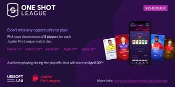 Ubisoft and Belgian Pro League partner for One Shot League blockchain fantasy soccer