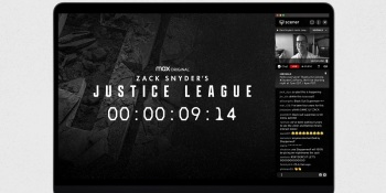 Scener and HBO Max will host remote live watch party for Zack Snyder's Justice League