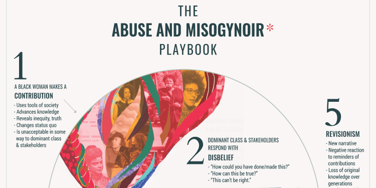 The Abuse and Misogynoir Playbook