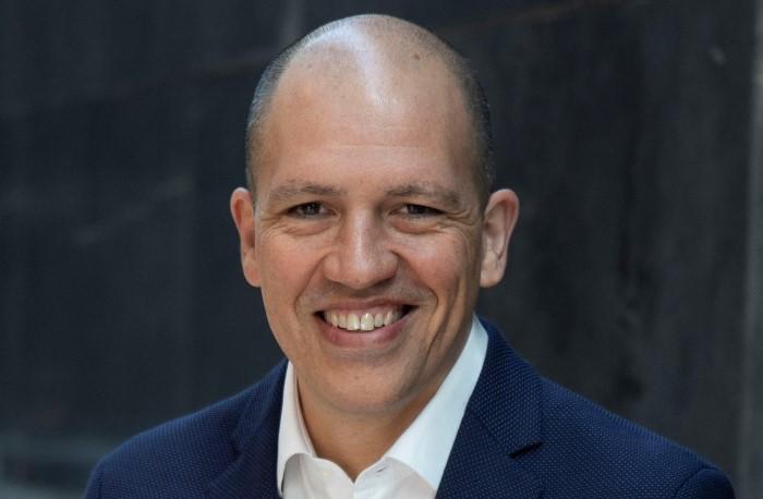 Anthony Vazquez, CIO of Bizagi