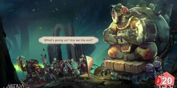 The D20 Beat: Astria Ascending shows off an intriguing new JRPG world