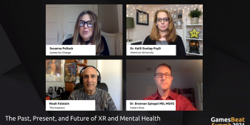 How XR can be a vital tool for improving mental health
