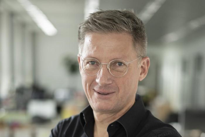 ProGlove CEO Andreas Koenig