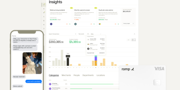 Automated corporate spend management platform Ramp nets $115M