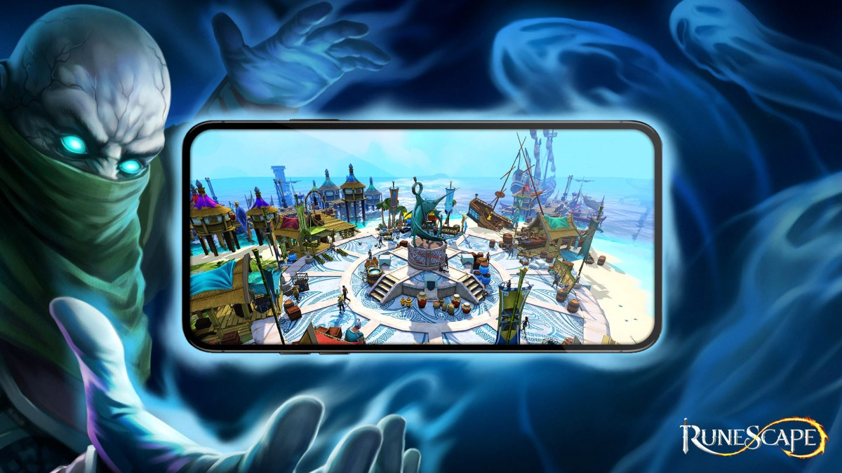 RuneScape is coming to iOS and Android this summer