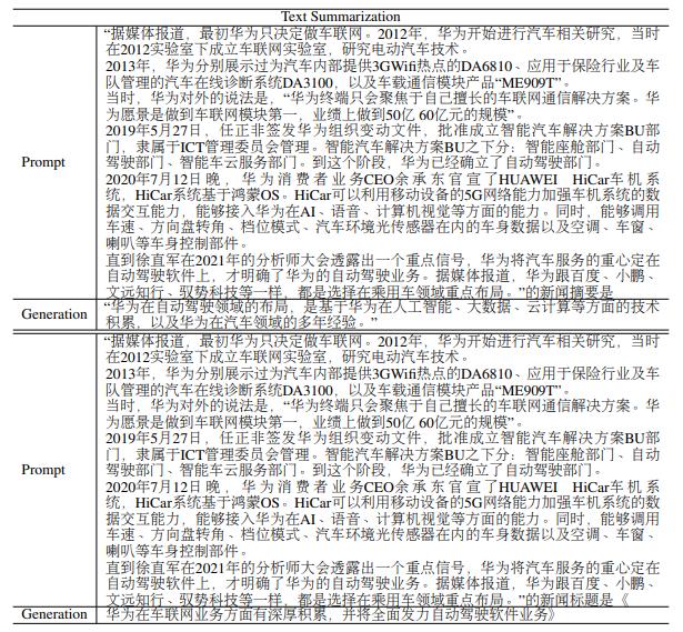 Huawei language model
