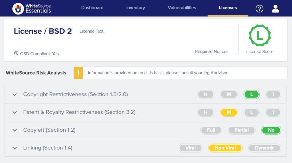 UI Mockups screenshot License 1 1