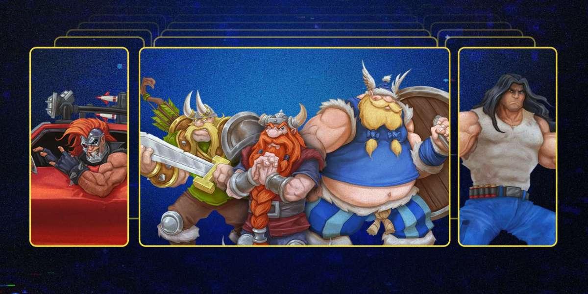 The Blizzard Arcade Collection.