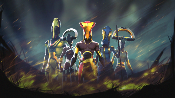 We Are the Caretakers blends Afrofuturism and conservation with strategy-RPG mechanics.