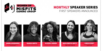 Misfits Gaming esports group launches Women of Misfits speaker series