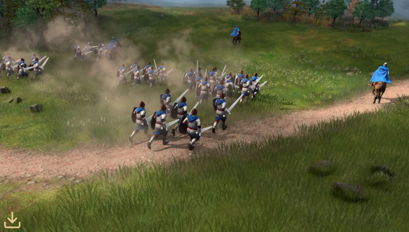 [Total War: Rome Remastered]Age of Empires IV ships on October 28