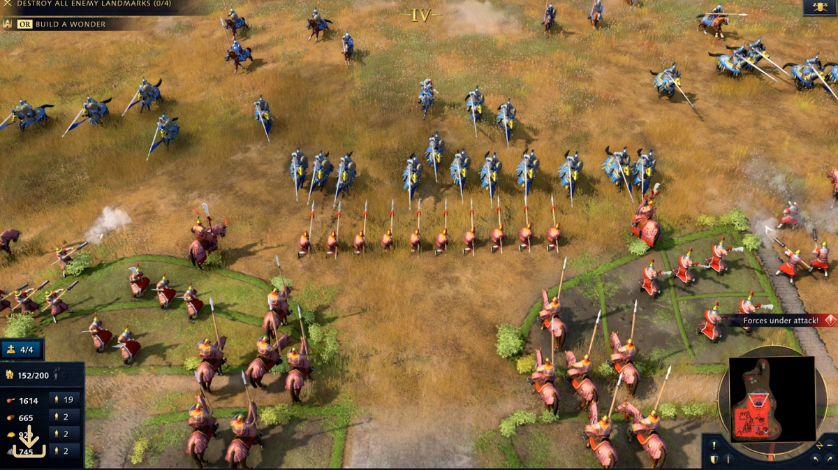 Age of Empires IV review impressions — Real-time strategy comes back to the mainstream