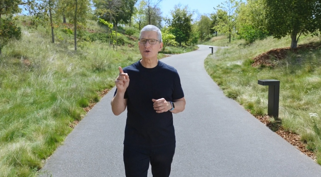 Tim Cook of Apple