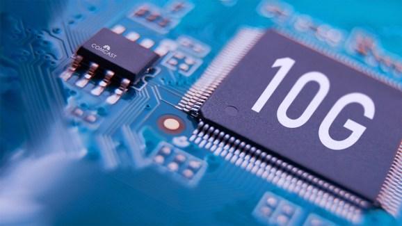 Comcast has shown it can get 4Gbps duplex internet speeds.