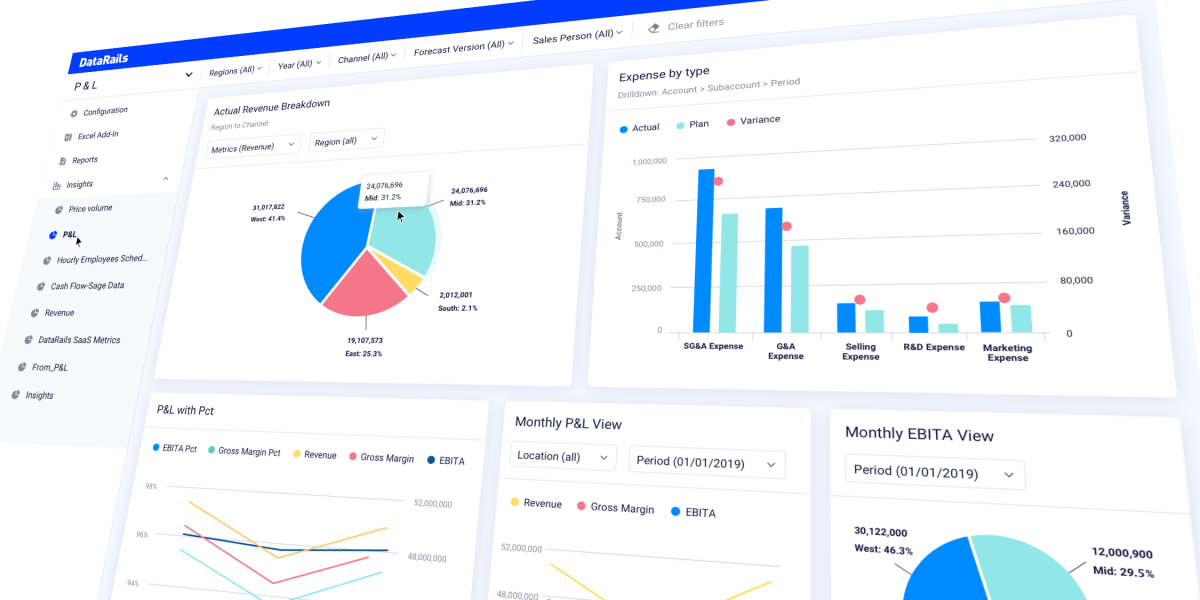 DataRails, which automates financial reporting for Excel users, nabs $18.5M