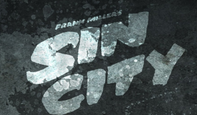Frank Miller's Sin City was turned into a movie.