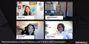 Better representation in games promotes better diversity in development
