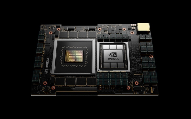 Nvidia's Grace CPU for datacenters.