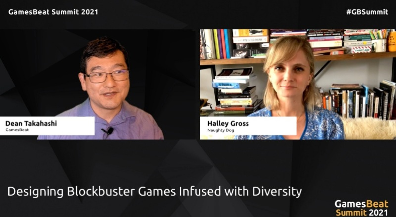 Dean Takahashi of GamesBeat talks about The Last of Us Part II with co-writer Halley Gross.