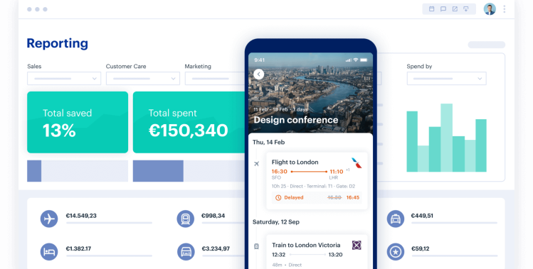 TravelPerk: Reports and analytics for business travel