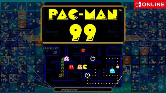 Pac-Man 99.