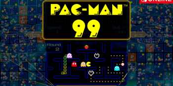 Pac-Man gets the battle royale treatment on Switch with Pac-Man 99