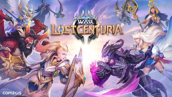 Summoners War: Lost Centuria launches on iOS and Android