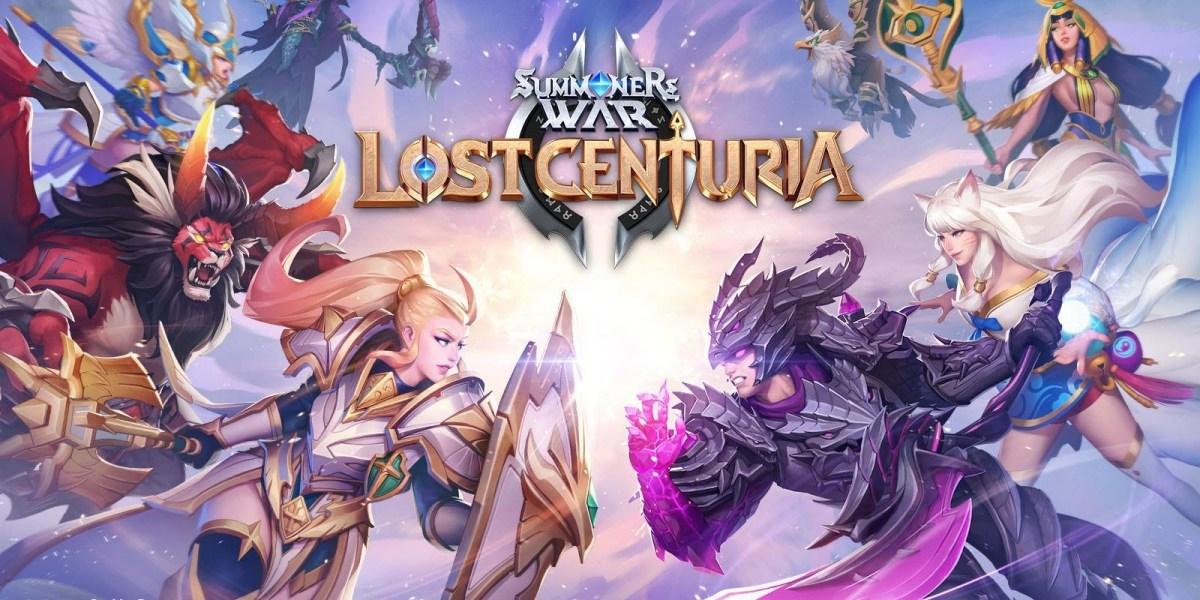 Summoners War: Lost Centuria.