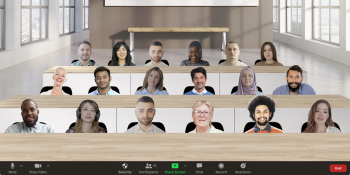 Zoom launches Immersive View to unify participants in the same virtual room