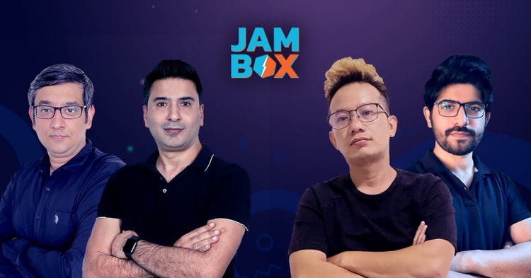 The founders of Jambox.