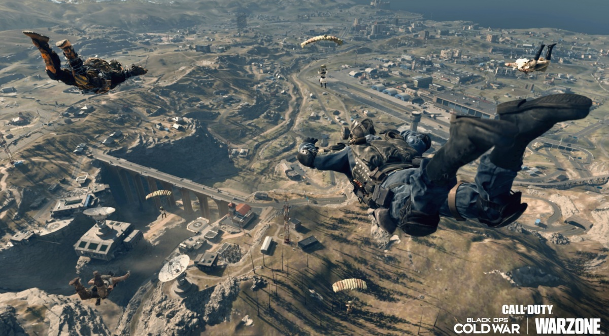 Call of Duty: Warzone debuts biggest map change in a year with 1984 Verdansk - venture beat