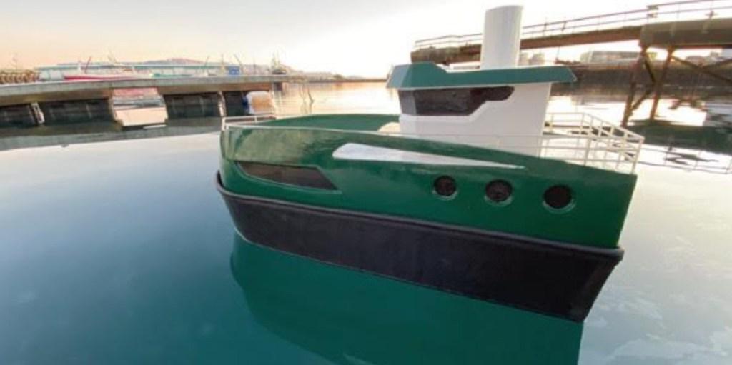 Човен-прототип